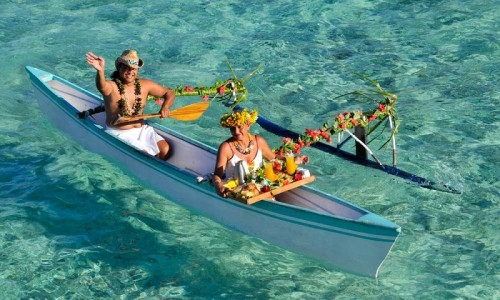 breakfast canoe Thalasso